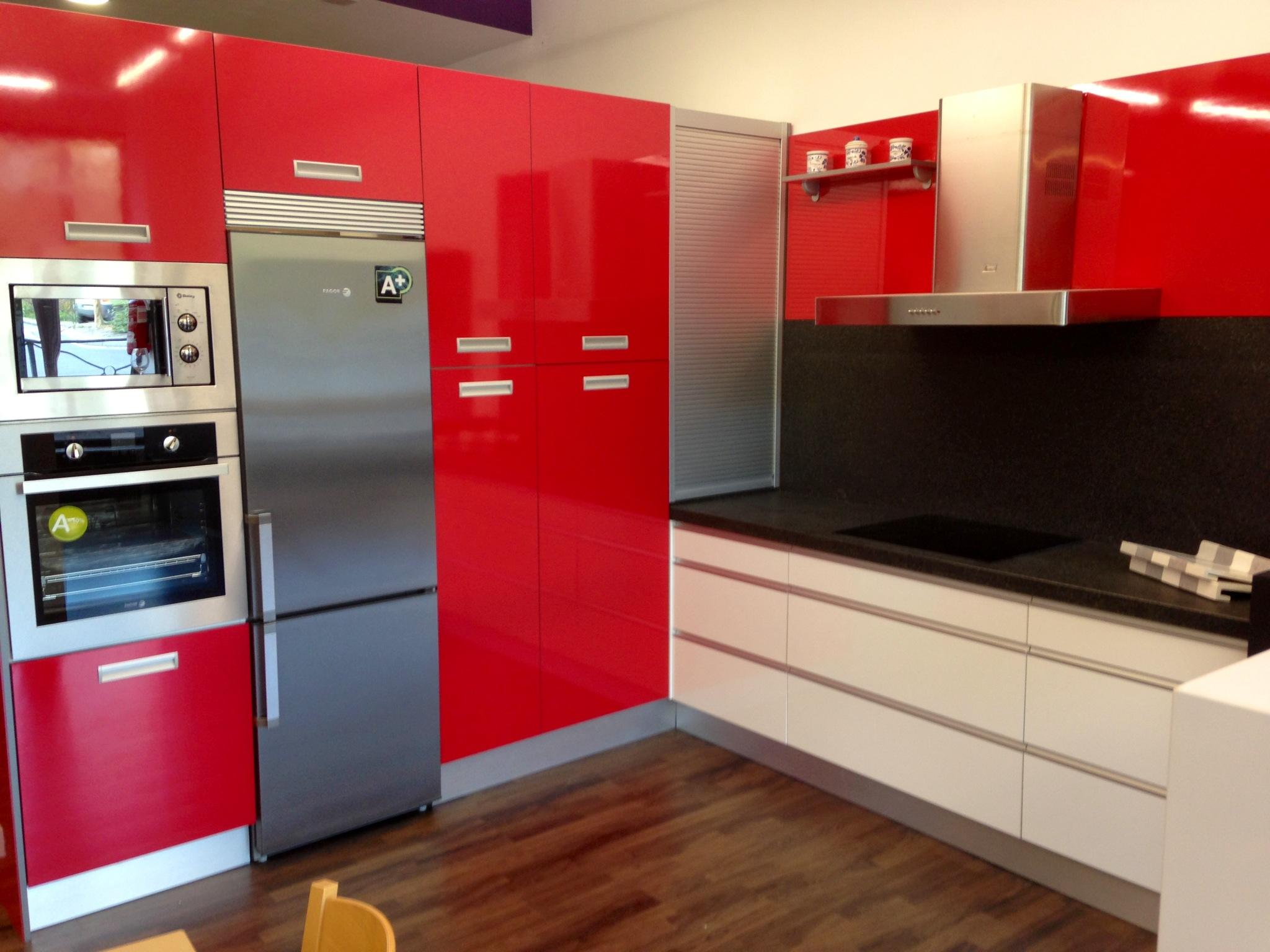 Gamacocinas galeria - Muebles de cocina de exposicion ...